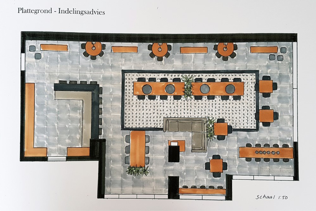 Sportkantine de Beek, Hardenberg10